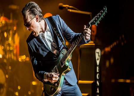Joe Bonamassa SiriusXM 2019 Show Announced - Different Shades of Blue