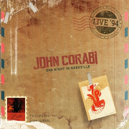 John Corabi Interview - Talks Live '94 (One Night in Nashville) & Working w/ Michael Wagener