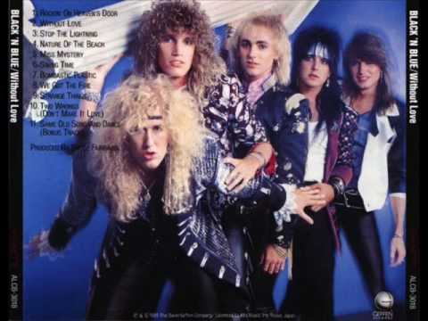 Pete Holmes on Black 'n Blue 'Without Love' Daze 1985 - Bob Rock (Motley Crue, Metallica), Bon Jovi, Fairbairn