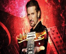 "KISS: Bruce Kulick Plays ""Tears Are Falling"" on Gibson '53 Les Paul ('59 conversion) -> Fender Super Champ XD"
