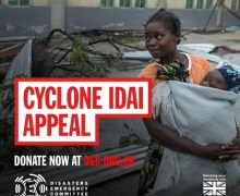"Annie Lennox, ""Cyclone Idai is possibly the worst weather related disaster ever"" – DONATE"
