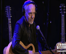 Peter Frampton on Howard Stern – SiriusXM