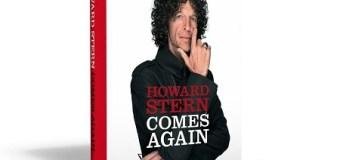 Howard Stern Comes Again – New 2019 Book