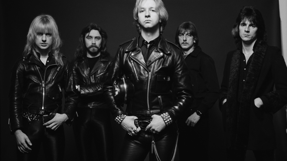 Judas Priest: K.K. Downing Talks About Recording 'British Steel' - Excerpt - Breaking the Law, Living After Midnight
