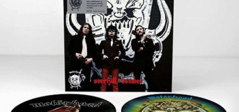 "Motörhead Record Store Day 2019 – ""Overkill""/""Bomber"" Double 7-Inch"