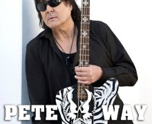 Pete Way Band @ Sweden Rock Festival 2019 – UFO – Waysted – Fastway