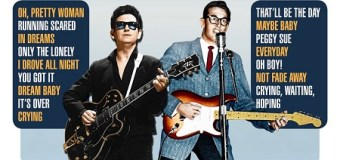 Roy Orbison w/ Buddy Holly Hologram – UK Concert – Tickets