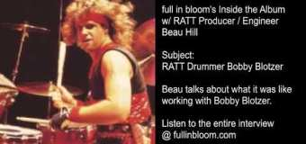 RATT Producer Talks About Working w/ Bobby Blotzer / Songwriting Credits / Publishing – Beau Hill Interview Excerpt