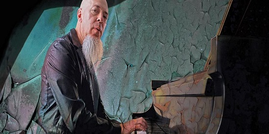 NYC: Jordan Rudess of Dream Theater @ Guitar Center, Union Sq - Manhattan - Wired For Madness