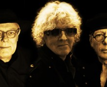 "Ian Hunter, ""Rehearsals complete. On to Milwaukee"" – Mott the Hoople 2019 Tour US/UK"