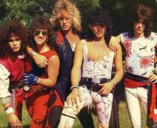 Beau Hill Meets RATT, Doug Morris (Atlantic Records), Sandy Stewart – full in bloom Interview Excerpt w/ Live 1983 VIDEO