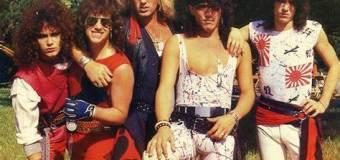 Beau Hill Meets RATT, Doug Morris (Atlantic Records), Sandy Stewart – full in bloom Interview Excerpt w/ Live 1983 VIDEO