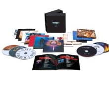 TOTO 2019 CD BOX SET 'ALL IN' Announced w/ 11 Remastered Studio Albums, Live In Tokyo 1980 EP