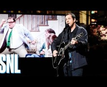 Adam Sandler Hosting Saturday Night Live VIDEO – Chris Farley Tribute, Chris Rock – SNL Highlights