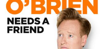 Conan O'Brien Podcast-Howard Stern Interview 2019