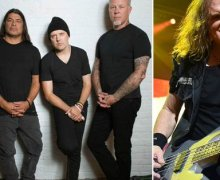 "Ron McGovney:  ""Thanks David Ellefson. You are an awesome bassist and a really great guy"" – Metallica/Megadeth"