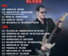 Gary Hoey 2019 Tour – Tickets – New Album/Song – Neon Highway Blues