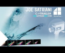 Joe Satriani Art Collection To Be Unveiled Summer 2019 – Trailer – VIDEO