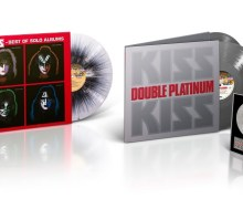 KISS 'Double Platinum' 'Best of Solo Albums' German Import 2019 2 LP/Vinyl w/ Award