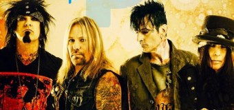 Mötley Crüe Reaches 1 Billion Streams on Pandora