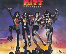 "Ron Keel, ""Destroyer is still on my turntable today."" – KISS – Gene Simmons"