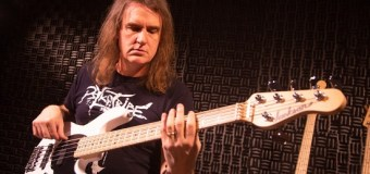 Megadeth's David Ellefson Talks X Series Signature Bass Models – Concert Bass CBXM IV & V