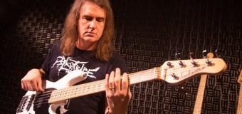 Megadeth's David Ellefson Talks X Series Signature Bass Models – Concert Bass CBXM IV & V