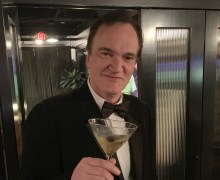 Quentin Tarantino on Jimmy Kimmel Live 2019 – Leonardo DiCaprio, Brad Pitt, Margot Robbie
