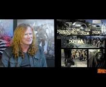Megadeth: 'Death by Design' – Inside Look @ Graphic Novel – Dave Mustaine