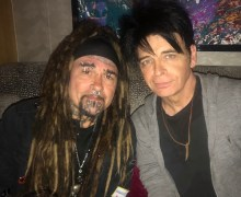 "Gary Numan, ""Great To See Ministry Tonight"" – w/ Al Jourgensen"