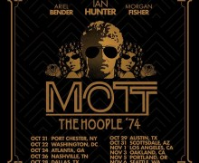 Mott The Hoople '74 Extends 2019 US Tour – DC, Dallas, Austin, Los Angeles, Oakland, Seattle, Portland