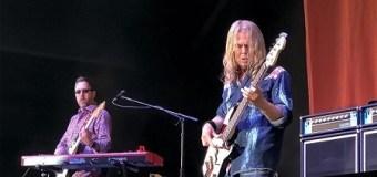 "Tony Franklin, ""Played My Last Show w/  Peter Frampton Yesterday"" – Jason Bonham Led Zeppelin 2019"