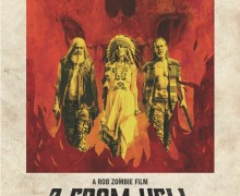 """Rob Zombie, """"Dig The Official Poster For 3 FROM HELL!!!!"""""""