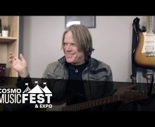 """Andy Timmons, """"I really enjoyed this interview for Cosmo Music"""" – Mike Stern, Eric Johnson – Guitarist"""