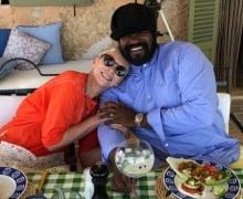 Annie Lennox on Gregory Porter Podcast 'The Hang' – Interview