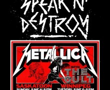 Billy Duffy Talks Metallica, The Cult, Bob Rock Rick Rubin, Sonic Temple 30th Anniversary Reissue