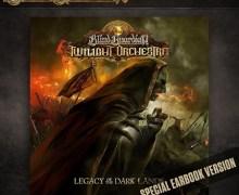 Blind Guardian 'Legacy of the Dark Lands' – Earbook Version – New Album 2019
