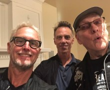 "Mike McCready & Matt Cameron Sit In w/ Cheap Trick in Woodinville, WA – ""Surrender"""