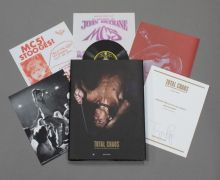 """Iggy Pop, """"Total Chaos, Totally Limited"""" – The Story of The Stooges – Signed"""