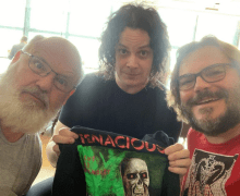 Jack White & Jack Black Recorded A Brand New Song – Tenacious D