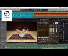 Universal Audio:  Logic Drummer Tutorial