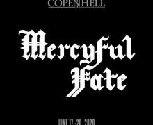 Mercyful Fate @ Copenhell 2020 + European Shows – Announcement