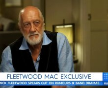Mick Fleetwood on The Today Show 2019 – Interview – VIDEO