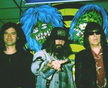 Pete Yorn, Rob Zombie, Johnny Ramone 'We're a Happy Family' Signing @ Tower Records Sunset