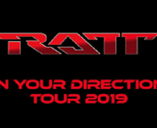 RATT 2019 Tour Dates – Stephen Pearcy – Juan Croucier – Pete Holmes – In Your Direction