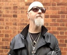 """Rob Halford, """"I'll Be Sharing Something Special With You"""" on September 5, 2019"""