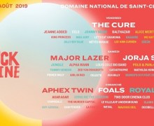 The Cure @ 2019 Rock En Seine – Live Stream Concert – Paris