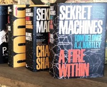 "Tom DeLonge, ""I Highly Suggest The SEKRET MACHINES"" – UFO Books"