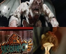"Slash, ""Just Did An Awesome Escape Room"" Sasquatch The Netherworld + Haunted House"