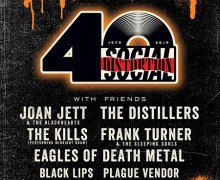 Social Distortion: Sounds From Behind The Orange Curtain w/ Joan Jett, The Distillers, The Kills, Frank Turner